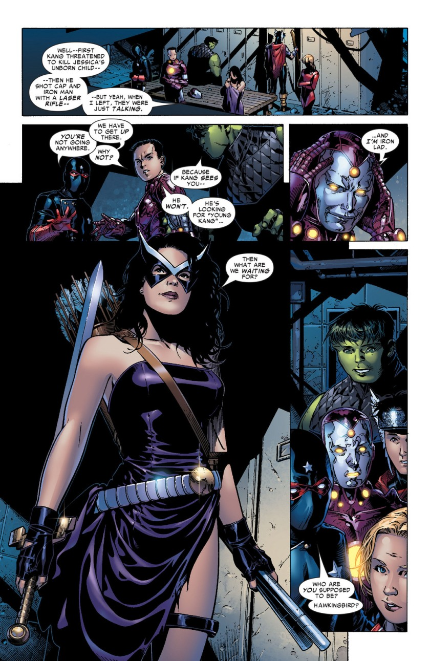 Kate Bishop The Better Hawkeye We Are Geeks Of Color
