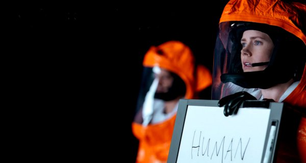 Image result for arrival movie still