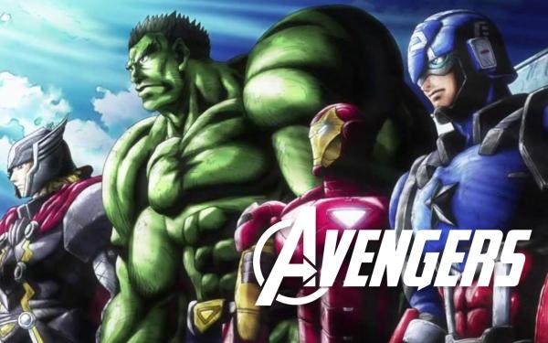 avengers-anime