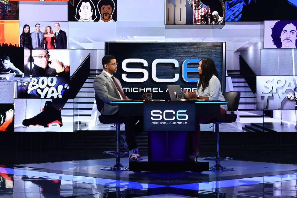 SC6 with Michael and Jemele - February 6, 2017