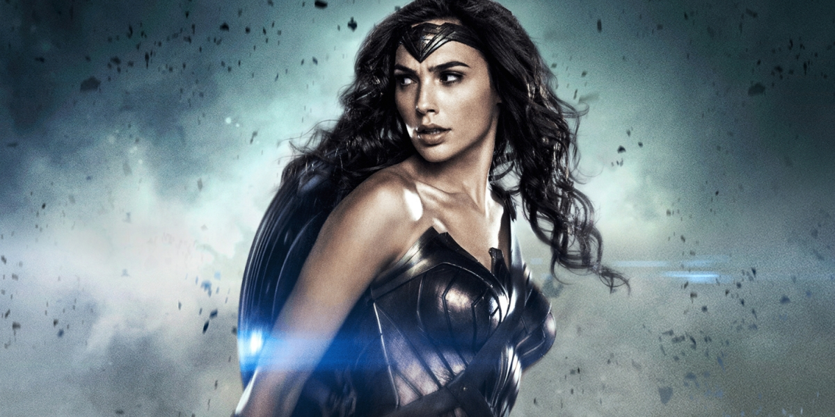 Wonder Woman Brings Power to 'Justice League' Teaser – WE ARE GEEKS OF COLOR