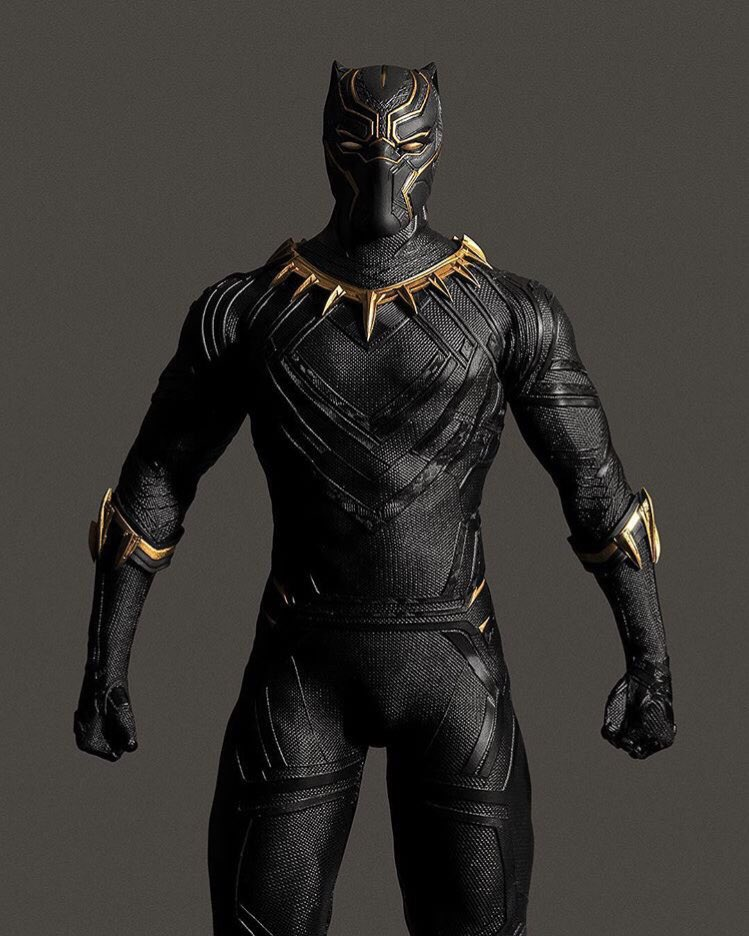 Rumor Alert: New Black Panther Suit – WE ARE GEEKS OF COLOR