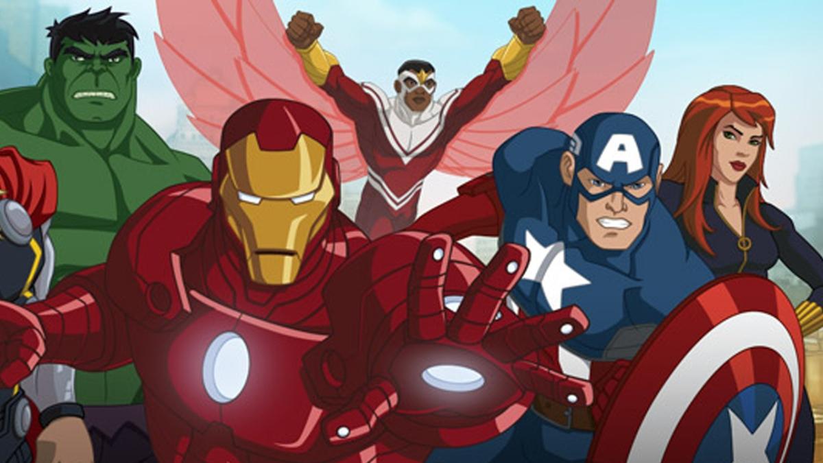 Animated 'Avengers: Secret Wars' Assembles New Team – WE ...