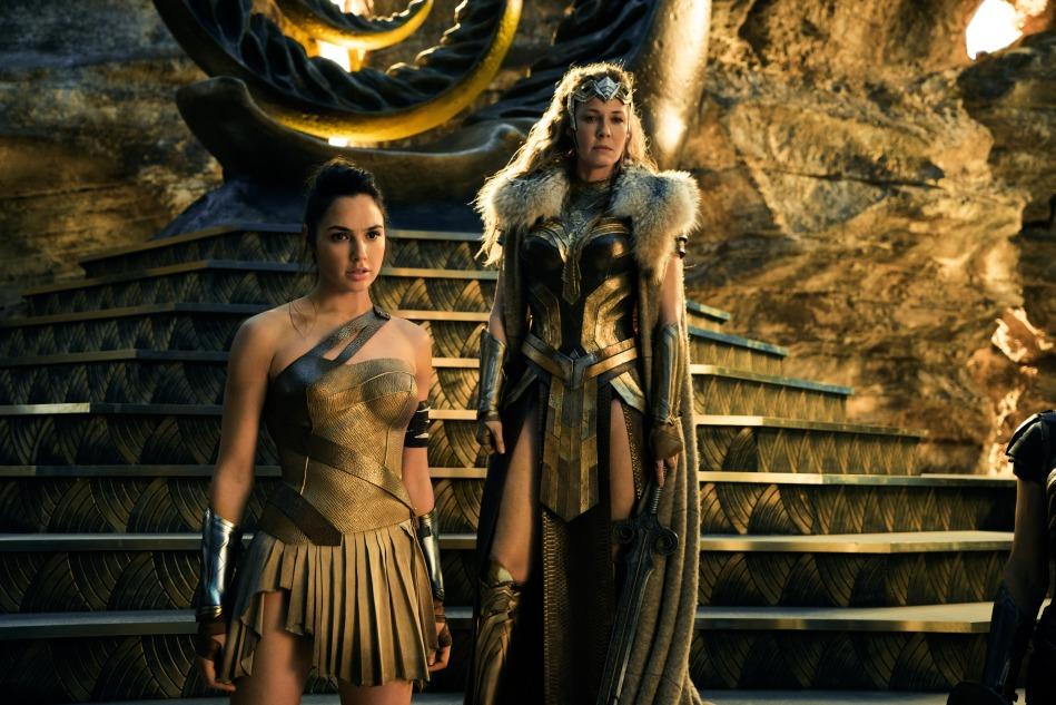 Diana and Hippolyta