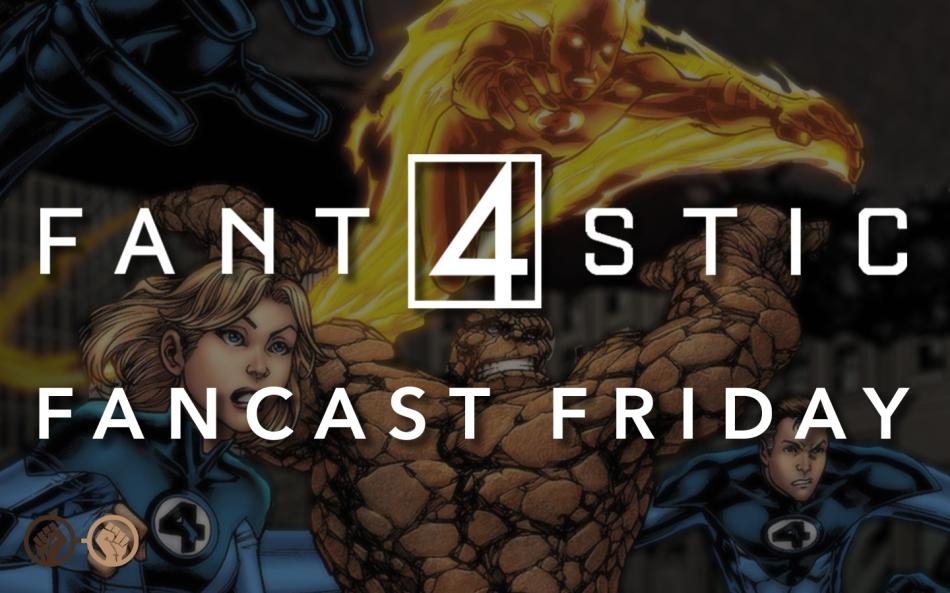 Fantastic Four' Reboot #FancastFriday – GEEKS OF COLOR