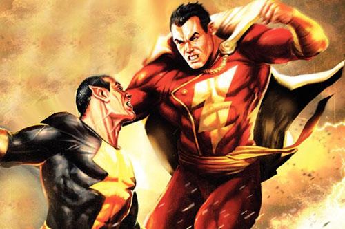 Marvel vs. Black Adam