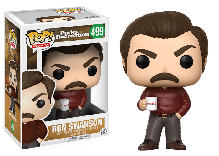 parks and rec_funko_ron