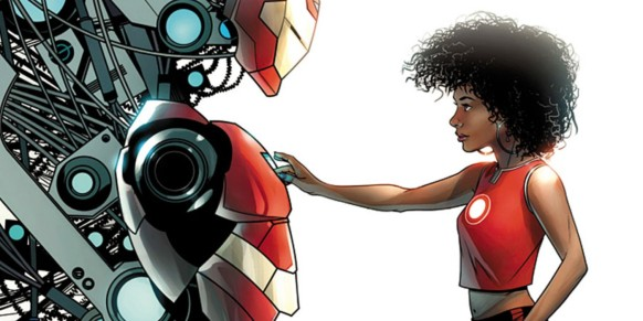 Pic 1 - Riri Williams