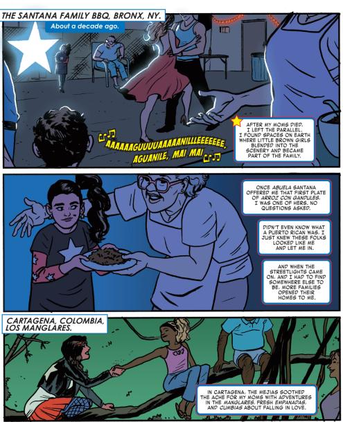 Riri 3 - America Chavez