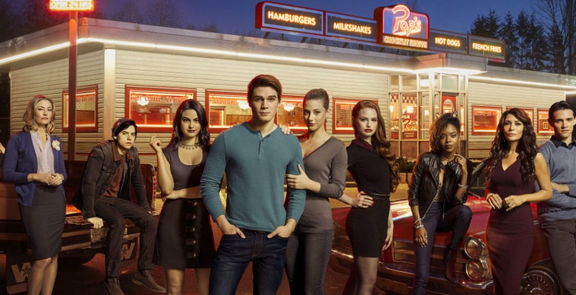 Riverdale Season 1 courtesy of the cw