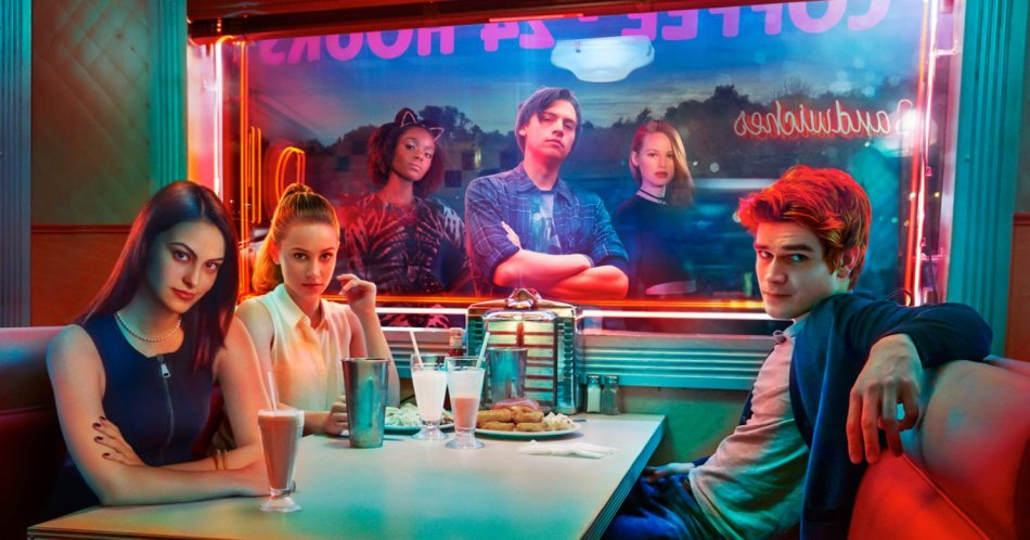 Riverdale cast photo courtesy of The CW