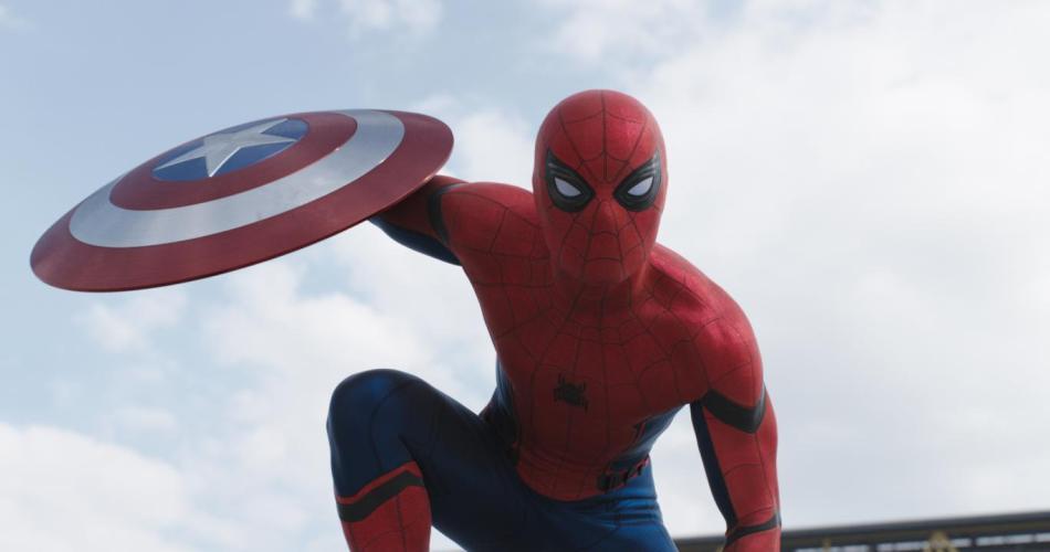 Photo Courtesy of Walt Disney Co./Marvel/Sony spider man in civil war