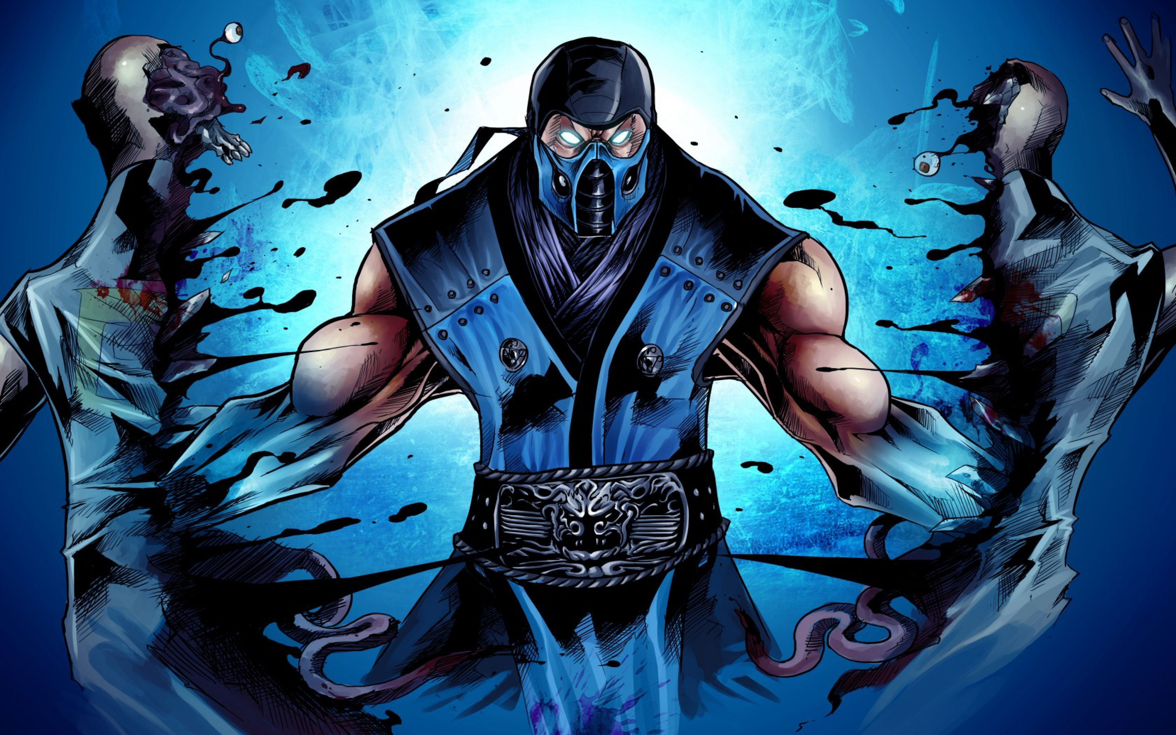 Sub Zero Dlc Coming To Injustice 2 In July Geeks Of Color