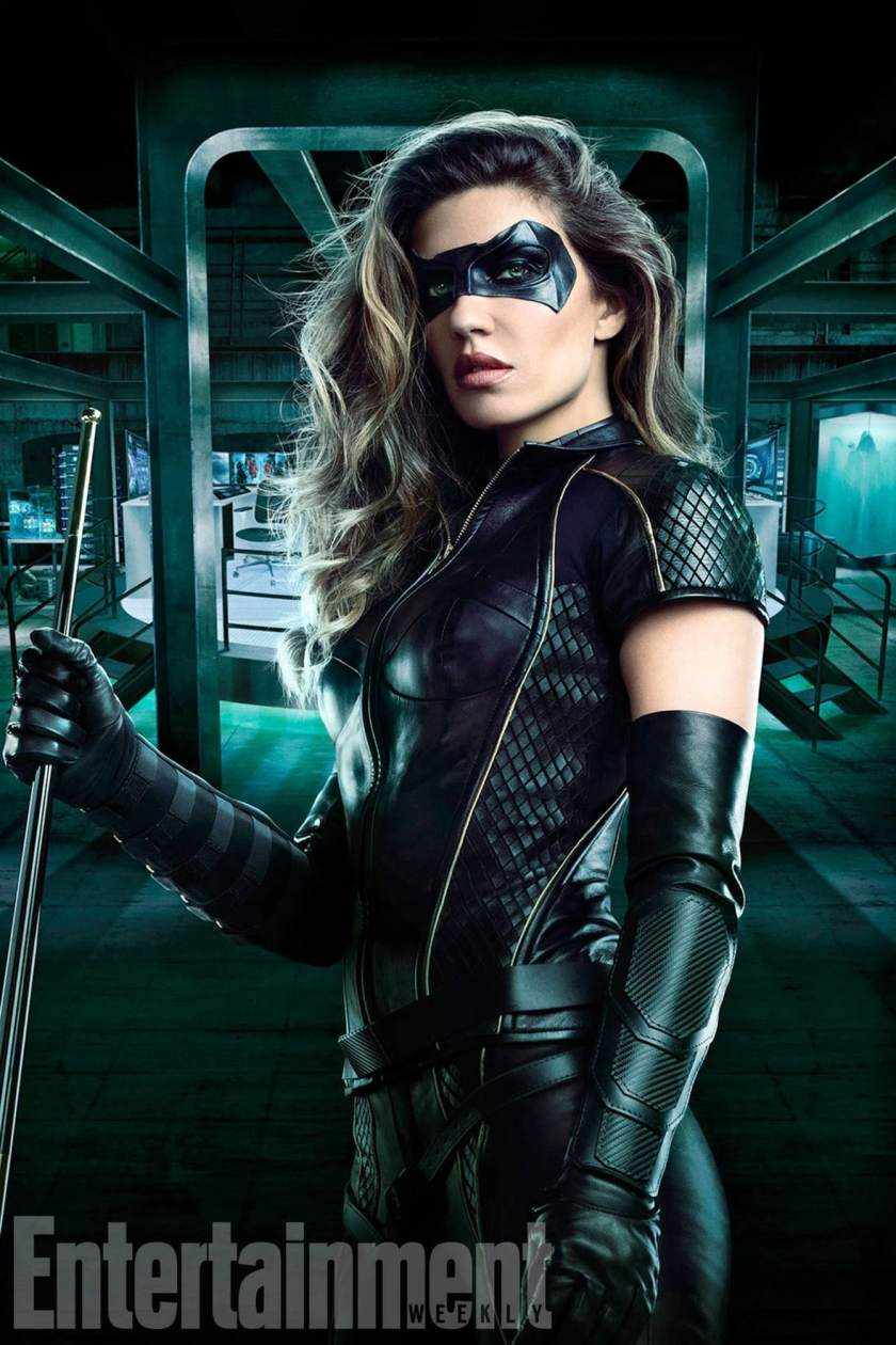 Arrow-New-Black-Canary-Costume-Season-6