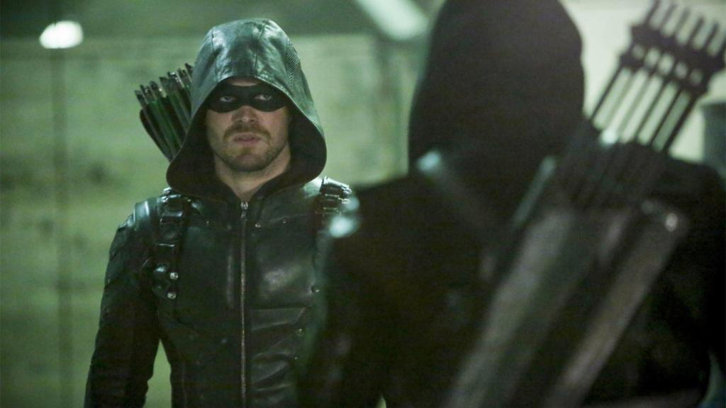 Arrow and Prometheus courtesy of the cw