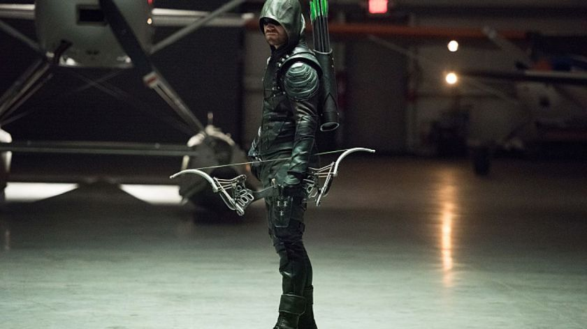 Arrow Season 5 courtesy of The CW