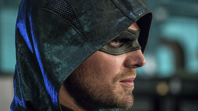 Photo Courtesy of The CW arrow season 5