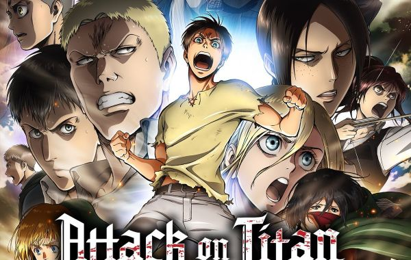 Attack on Titan Season 2 art Courtesy of Wit Studio