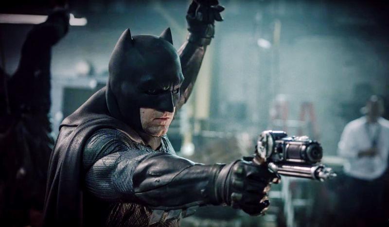 Batman grapple gun BvS
