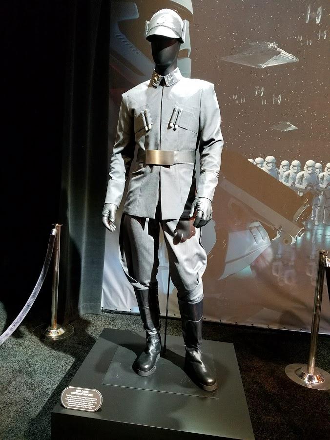 first order uniform