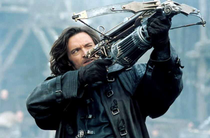 Hugh Jackman in Van Helsing (2004) Courtesy of Universal