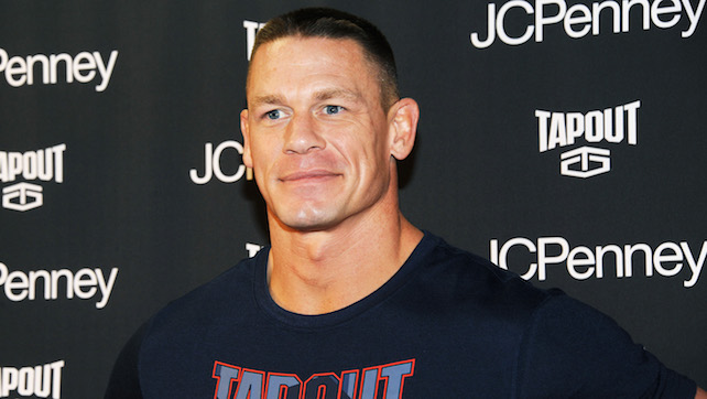 John Cena's Tapout Fitness Gear Launch
