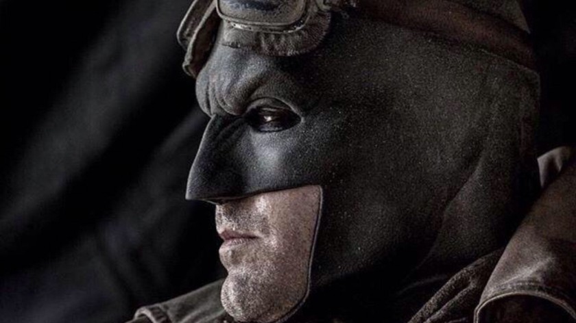 Knightmare Batman BvS