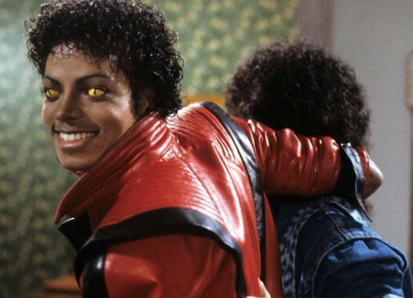 Michael Jackson's Thriller courtesy of the Michael Jackson Estate