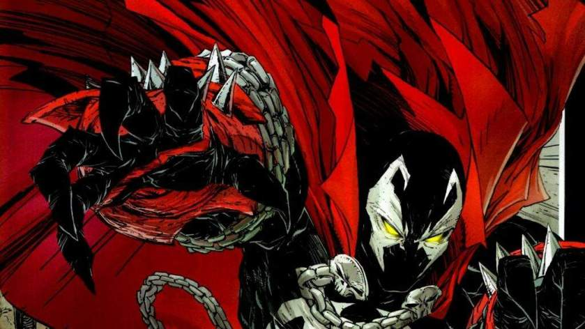 Spawn Courtesy of Image Comics