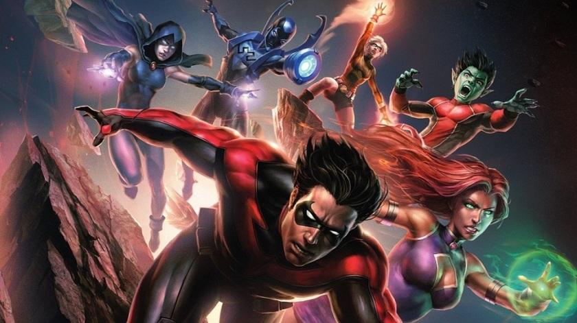 Teen Titans: The Judas Contract (2017) Courtesy of Warner Bros.