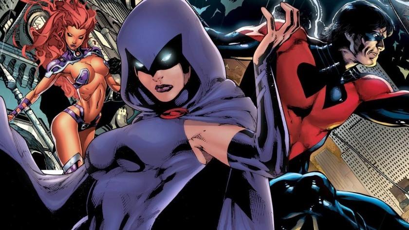 Teen Titans Photo Courtesy of DC