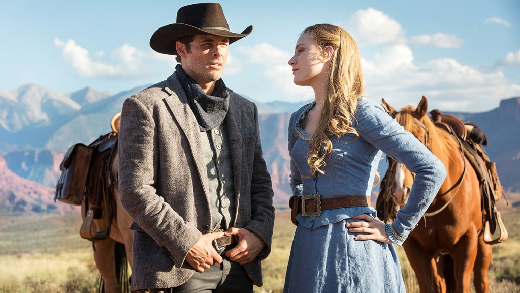Westworld Teddy and Dolores Photo Courtesy of HBO