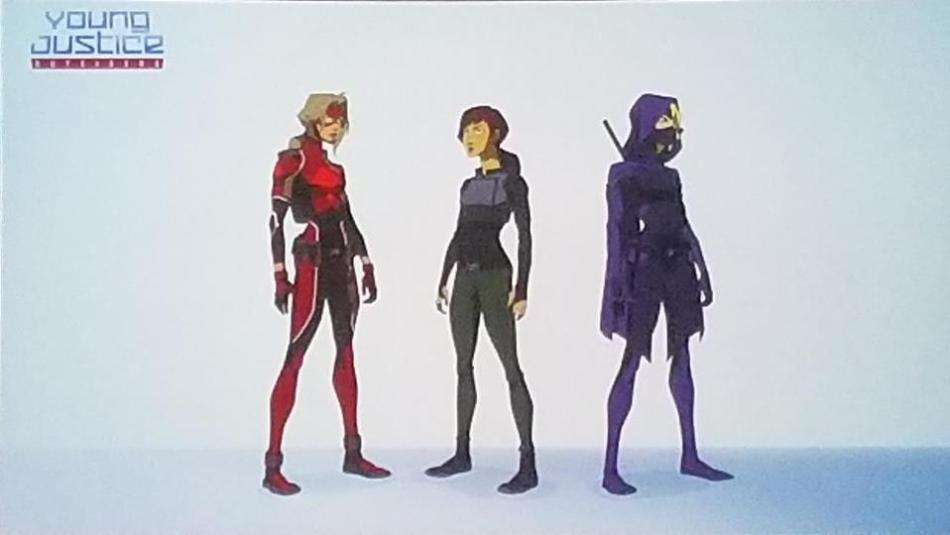 Young Justice new cast