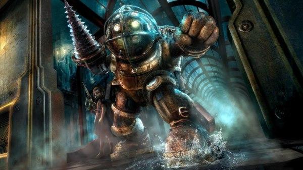 Bioshock Courtesy of 2K