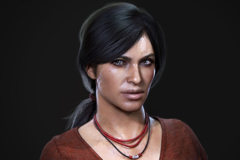 Chloe Frazer Courtesy of PlayStation