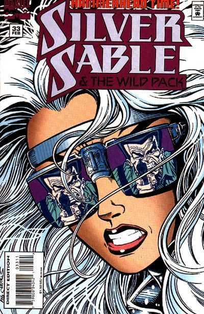 Silver Sable Comic
