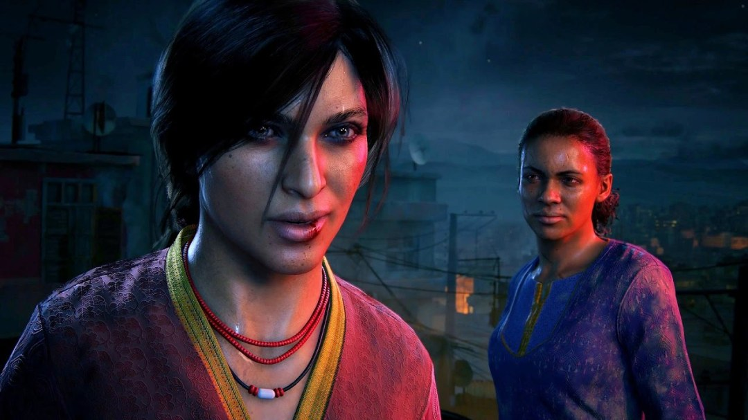 Uncharted: The Lost Legacy Courtesy of PlayStation