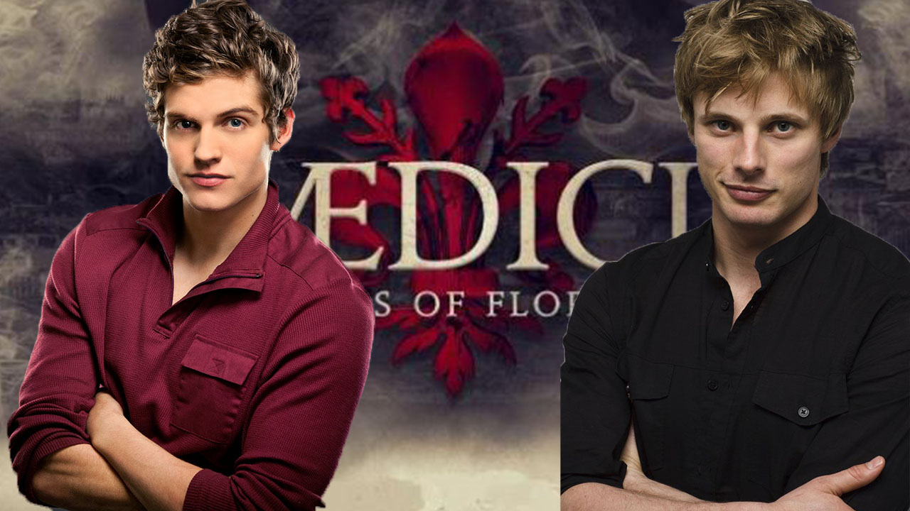 Annabel Scholey Medici daniel sharman and bradley james will star 'medici: masters