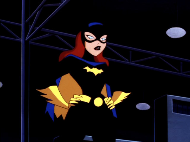 Batgirl animated