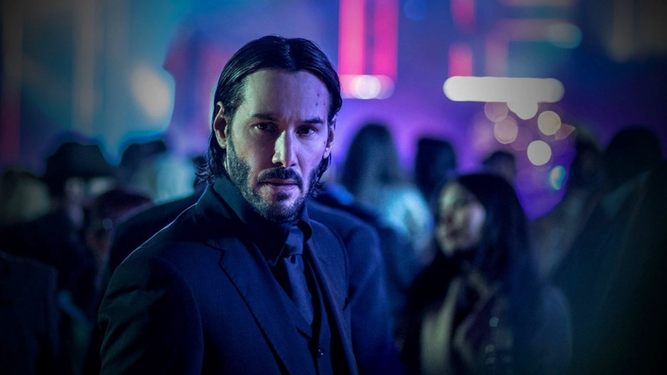 Keanu Reeves in John Wick Courtesy of Lionsgate