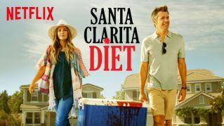 Drew Barrymore in 'Santa Clarita Diet' on Netflix