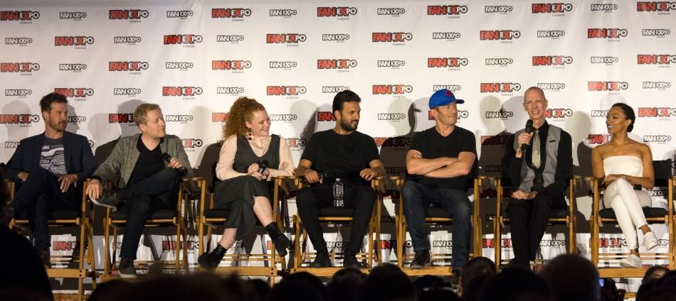 Star Trek Cast_FanExpo Canada