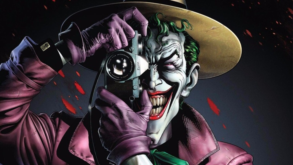 The Killing Joke Courtesy of DC