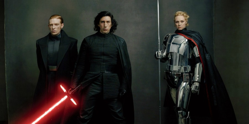 The-Last-Jedi-First Order
