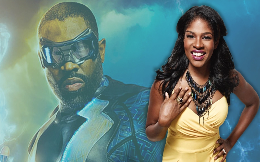 Edwina Findley Added to \'Black Lightning\' Cast – WE ARE GEEKS OF COLOR