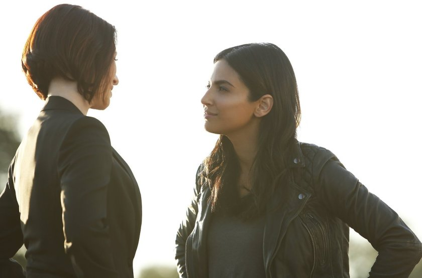 Alex and Maggie