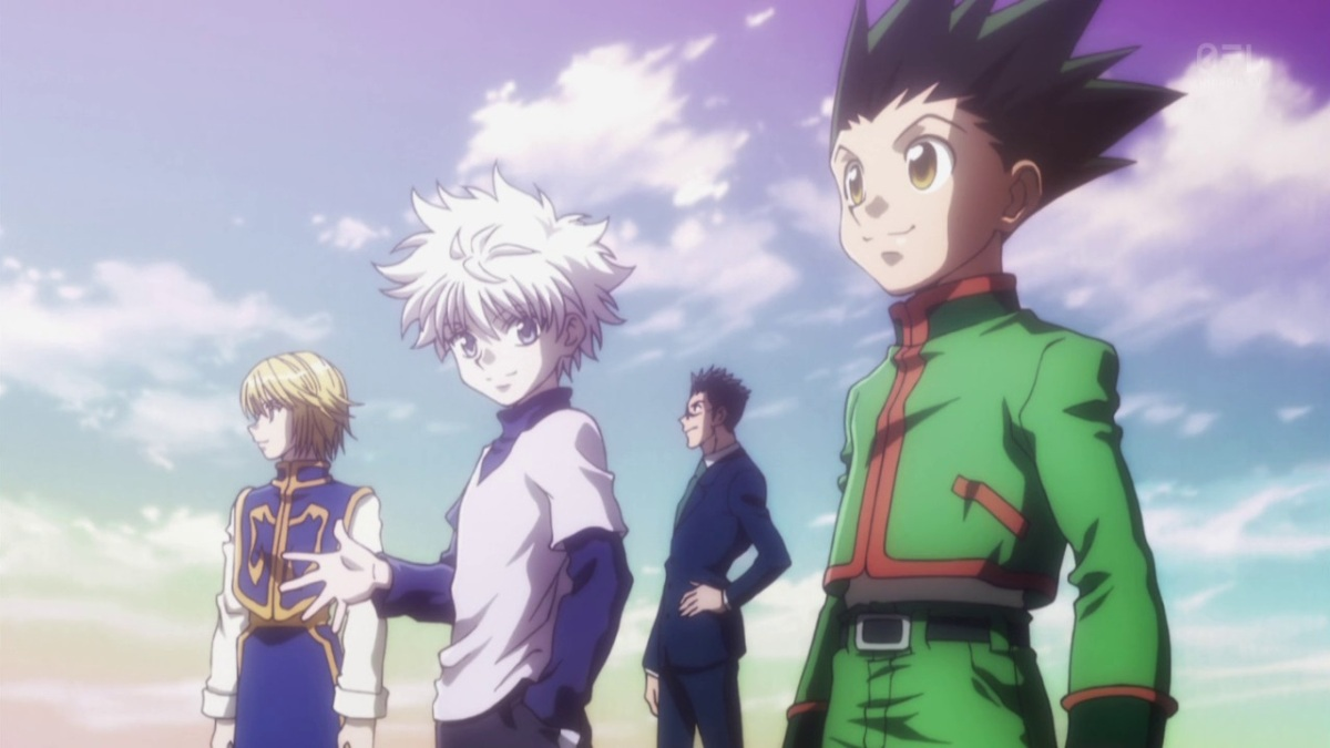 Hunter x Hunter\' May Return in January – WE ARE GEEKS OF COLOR