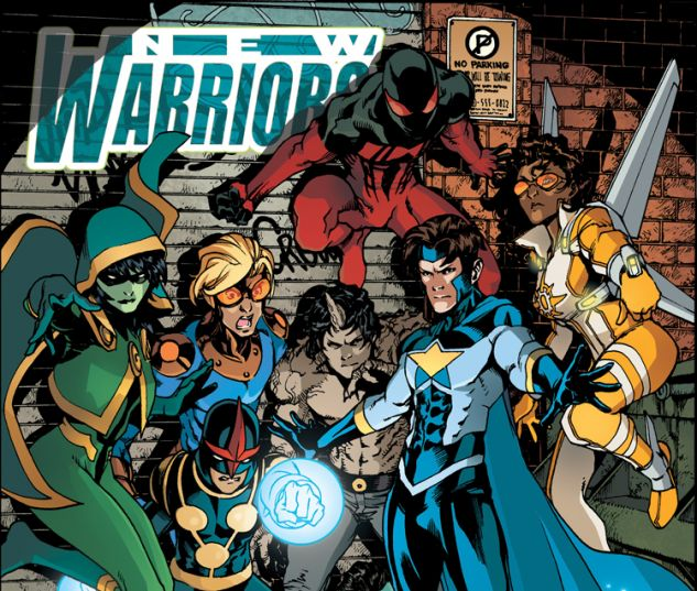 new warriors comic