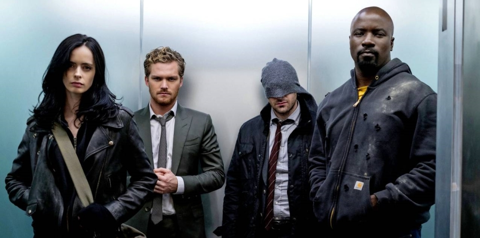 The Defenders (2)