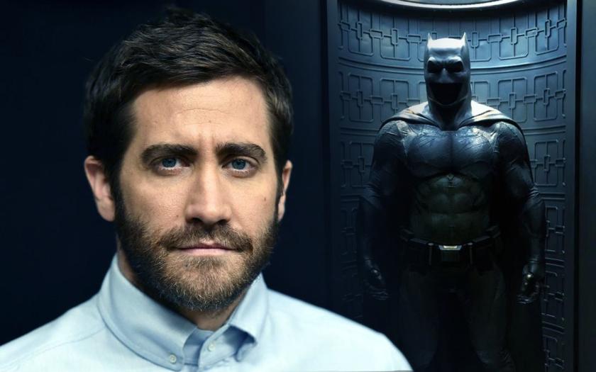 Resultado de imagem para jack gyllenhaal batman